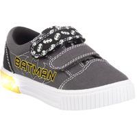 Lage jongenssneakers Batman antraciet