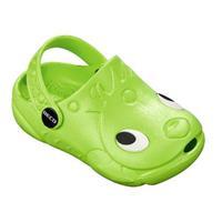 Beco clogs Sealife junior EVA groen  25