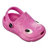 Beco clogs Sealife junior EVA roze  23