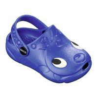 Beco clogs Sealife junior EVA blauw  25