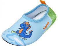 Playshoes waterschoen Dino jongens antislip blauw 8 19