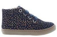 ShoesMe FL21W001-D blue dots Blauw