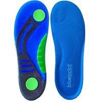 Bluepoint Gel Inlegzolen Unisex Blauw