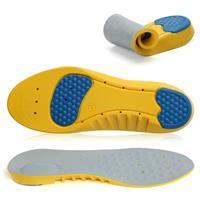 Comfortabele Gel-foam Sport Inlegzooltjes Voor Indoor En Outdoor Sport