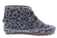 ShoesMe BP21W022-C grey black dots Multi grijs