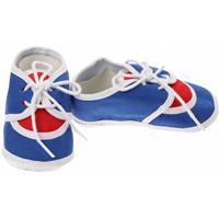 Junior Joy Babyschoenen Newborn Junior Blauw/rood