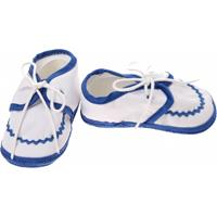 Junior Joy Babyschoenen Newborn Junior Wit/blauw