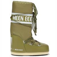 Moon Boot Snowboot men nylon khaki