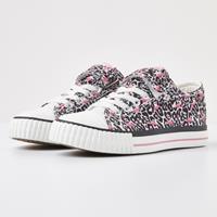 British knights MASTER LO Meisjes lage sneakers flamingo panterprint - Panterprint