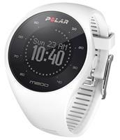 Polar M200 Sporthorloge - Wit - M/L