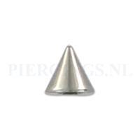 Piercings.nl Spike 1.2 mm 4 mm
