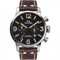 TW STEEL MS3 Maverick chronograaf horloge 45 mm