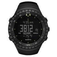 Suunto Horloge met hoogtemeter, barometer en kompas Core zwart