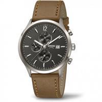 boccia 3753-04 Heren Horloge
