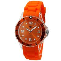 Prisma Horloge Summer Time Oranje P.2963