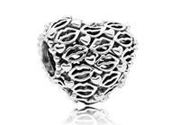 Pandora Bedel zilver Heart and Lips 796564