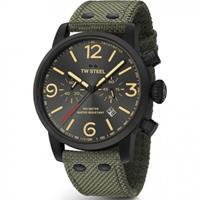 TW Steel MS124 Maverick chronograaf horloge 48mm