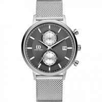 Danishdesign IQ64Q1215 Samsø Heren Horloge