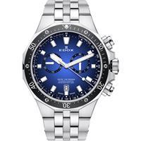 Edox 10109 3M BUIN Delfin Heren Horloge