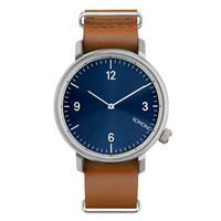 KOMONO-Horloges-Magnus II-Blauw