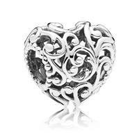Pandora Bedel zilver Regal Heart 797672