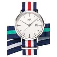 Meisteranker 3-delige horlogeset Meister Anker Zilver