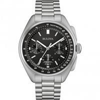 Bulova 96B258 Lunar PilotMoon watch' Chronograaf herenhorloge 45 mm