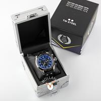 TW STEEL Swiss Volante SVS305 Petter Solberg Edition chronograaf horloge 48mm