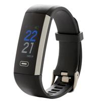 XD Collection activity tracker Colour Fit 4,2 cm ABS/PC zwart