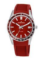 Jacques lemans Horloge  Rood