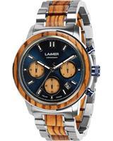 Laimer Chronograaf MARVIN U-0167, bruin, voor Heren, 4260498093311, EAN: U-0167