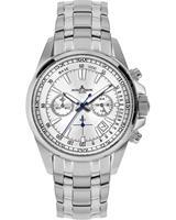 Jacques Lemans Chronograaf Sport 1-2117J, zilver, voor Heren, 4040662164180, EAN: 1-2117J