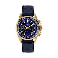 Jacques Lemans Chronograaf Sport 1-2117G, blauw, voor Heren, 4040662164159, EAN: 1-2117G