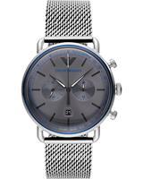 Armani Chronograaf AR11383, zilver, voor Heren, 4064092052824, EAN: AR11383