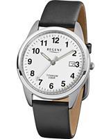Regent Heren horloges 11190097, zilver, voor Heren, 4045346042297, EAN: 11190097
