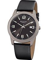 Regent Heren horloges 11190153, zilver, voor Heren, 4045346088196, EAN: 11190153