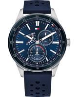 Tommy Hilfiger Heren horloges 1791635, meerkleurig, voor Heren, 7613272358194, EAN: 1791635