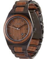Laimer Heren horloges CARLO U-0150, bruin, voor Heren, 4260498092864, EAN: U-0150