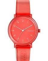 Skagen Heren horloges SKW6603, rood, voor Heren, 4048803060384, EAN: SKW6603