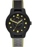 Puma Heren horloges P5025, zwart, voor Heren, 4013496847659, EAN: P5025