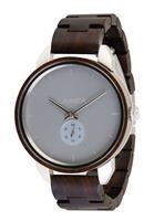 Laimer Heren horloges FRANCIS U-0105, bruin, voor Heren, 4260498093212, EAN: U-0105
