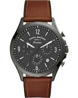 Fossil Heren horloges FS5815, grijs, voor Heren, 4064092049190, EAN: FS5815