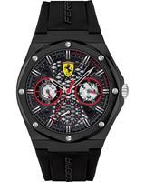Ferrari Heren horloges 0830785, zwart, voor Heren, 7613272410007, EAN: 0830785