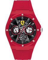 Ferrari Heren horloges 0830786, rood, voor Heren, 7613272410014, EAN: 0830786