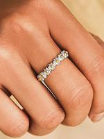 BERRYLOOK Cute Daisy Adjustable Ring