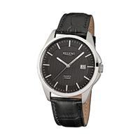 Regent Heren horloges 11110690, zilver, voor Heren, 4045346088905, EAN: 11110690