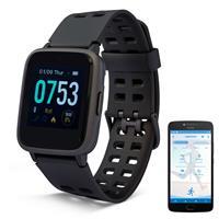 Medion Life P2200 Fitnesshorloge Waterbestendig Hartslagmonitor Slaapregistratie Stappenteller Stopwatch