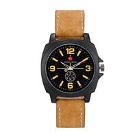 Hang Sheng herenhorloges   Sportieve horloges voor mannen   camel