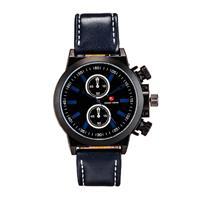 Hang Sheng herenhorloges   Sportieve horloges voor mannen   navy