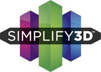 Simplify3D Volledige versie, 1 licentie 3D-printersoftware